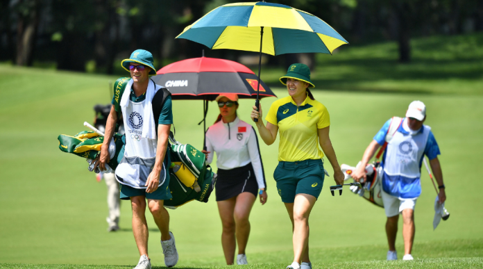 Green positioned to make Olympic history in Tokyo    PGA of Australia