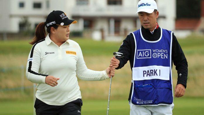 The AIG Women's Open celebrates 20 years since Se Ri Pak shone in Sunningdale    LPGA