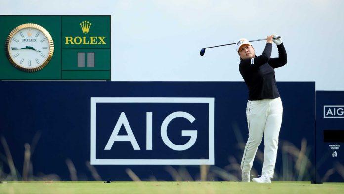 Fans return for the AIG Women's Open in Carnoustie |  LPGA