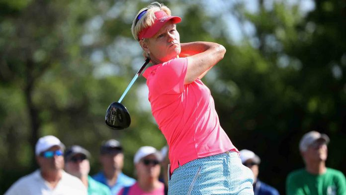 Hot starts for older women on a hot day at French Lick |  LPGA