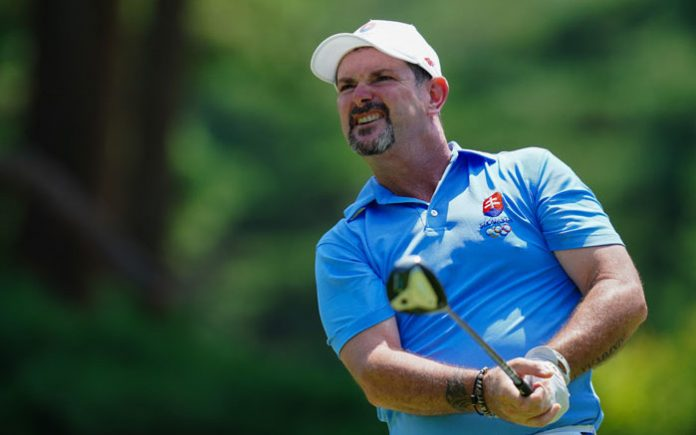 Sabbatini chases PGA playoffs after winning Olympic silver