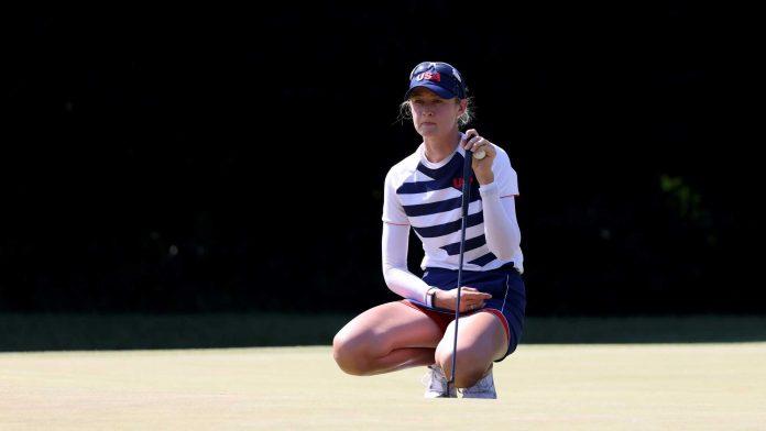 Nelly Korda shows no weakness |  LPGA