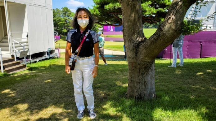 Fair Way: Women are slowly becoming more welcome at the Olympic golf course in Tokyo