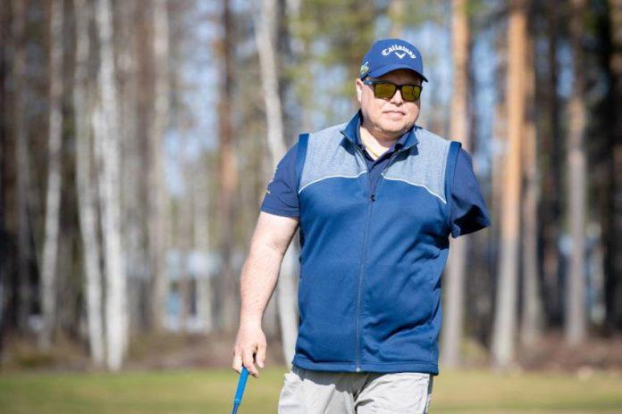 "Petri Takkunen: ""I lost my arm in car accident"""