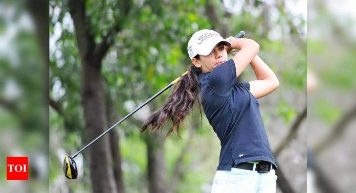 Nishtha Madan T-14 at LPGA Q-School Level I    Golf news