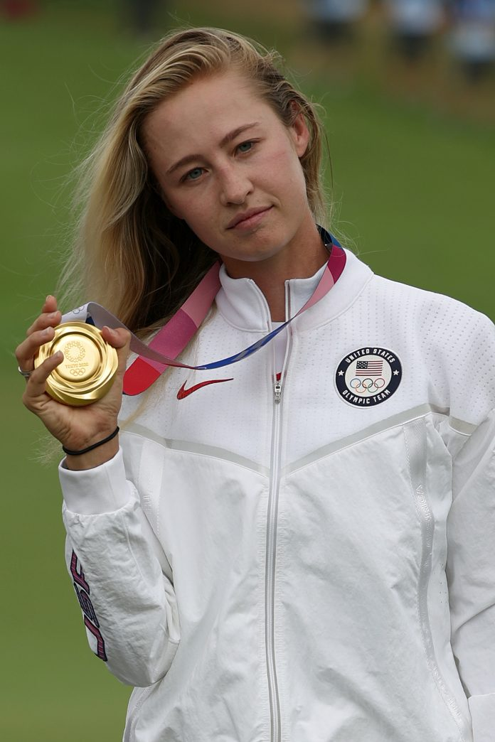 Nelly Kordas Gold is launching a series of major events for LPGA