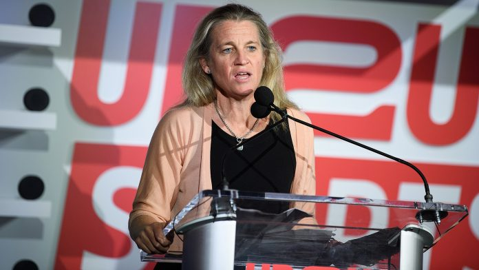 Mollie Marcoux Samaan begins the LPGA commissioner's reign with a 100-day plan