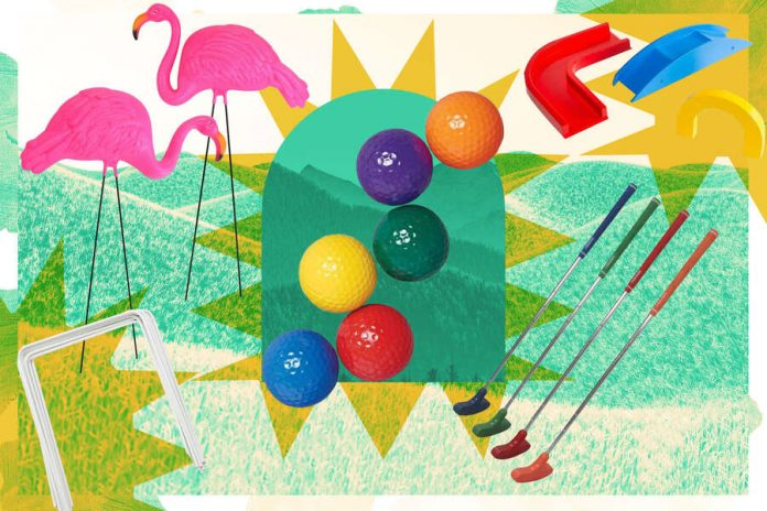 How to Build a Miniature Golf Course in Your Backyard: DIY Tips, What to Buy, and More
