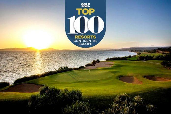 Golf World Top 100: Best Golf Resorts in Continental Europe