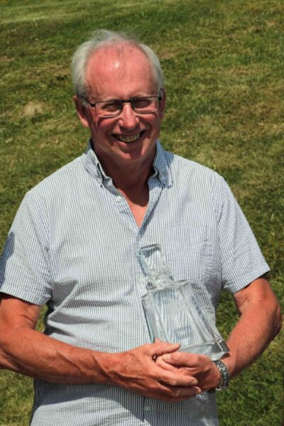 Robert Bayliss is retiring after 43 years