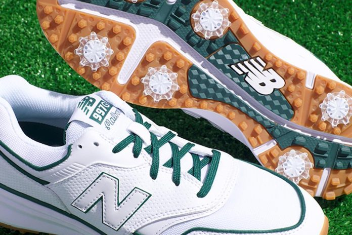 With golf on the rise, StockX will exclusively pre-release the Malbon Golf x New Balance 997G shoe