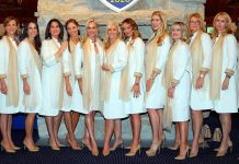 Versatile, elegant and practical: how Caroline Harrington perfectly styled Europe's Ryder Cup women and friends