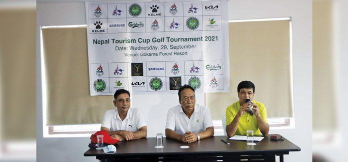 Tourism Cup Golf from Monday - myRepublica
