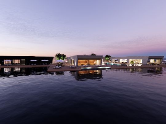 Finland's Bluet offers innovative floating solutions