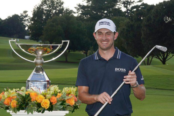 Cantlay wins PGA Tour Player of the Year Award over Rahm - WKRG News 5