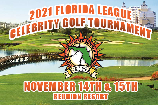 The Florida League Celebrity Golf Tournament is coming to Reunion Resort from November 14th to 15th