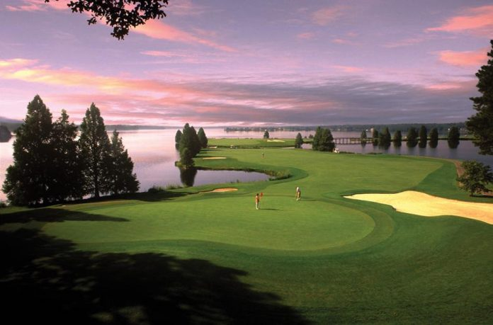New Woodlake Owners Renovate Long-Neglected Golf Course |  news