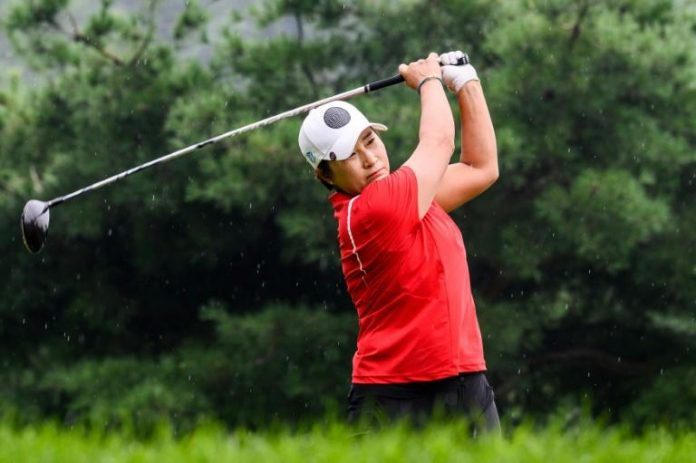 The drive to success: Golf on the great Pak Se-ri