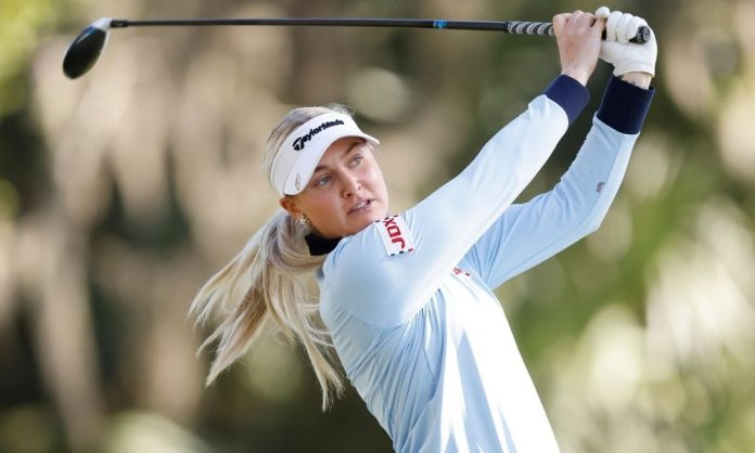 Charley Hull plays both LPGA and LET events