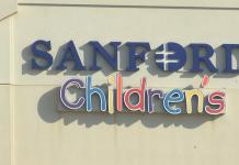 The first Sanford International Children's Walk supports families in the children's hospital