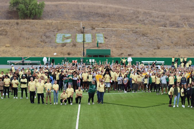 Eagles enjoy the third annual Concordia Serves Day