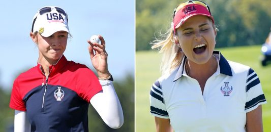 LPGA's best players in the New Jersey Founders Cup tournament