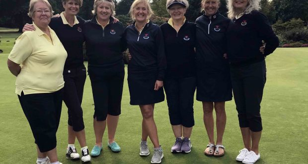 Semi-final defeat for the ladies of the Spalding Golf Club in the first run of the Taskers Trophy - The Voice