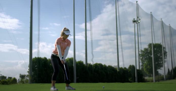 LPGA tells girls they can hit it through golf