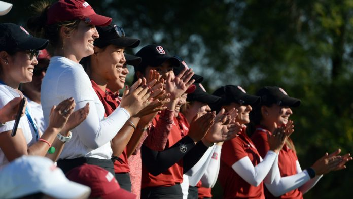 Golfweek Preseason Women's Team Ranking 2021-22