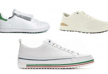 White golf shoes are all the rage - here are our 5 favorites