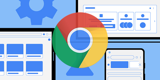Chrome Beta can display competitors when customers browse your website