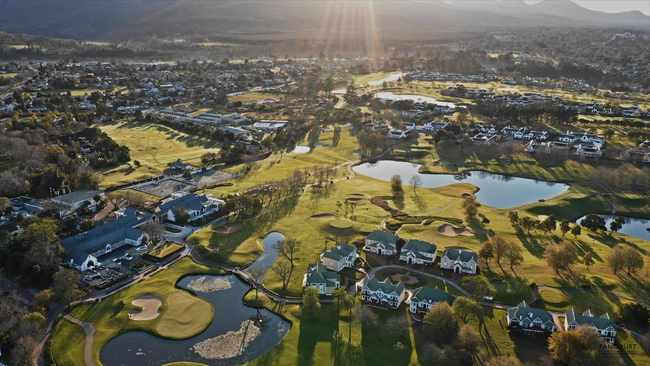 the jewel of the Garden Route in South Africa's gulf crown