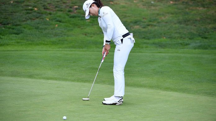 Jin Young Ko presents amazing numbers after the break    LPGA