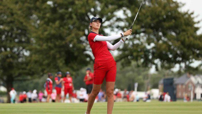 Korda and Ewing add dots to America's side |  LPGA