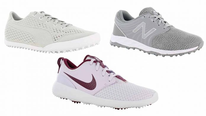 5 lightweight, breathable shoes perfect for summer golf