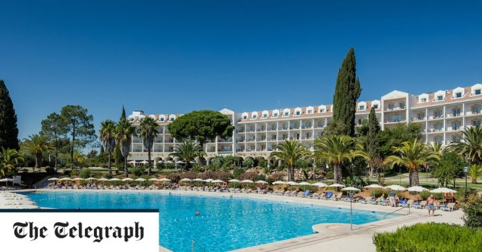 The best golf resorts and hotels in Portugal