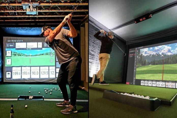 Build your dream home simulator with Rain Or Shine Golf