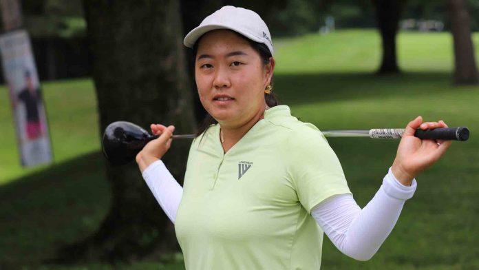 Early wins in 2021 will help Liu return to LPGA tour    LPGA
