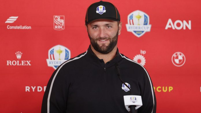 Ryder Cup 2020: Jon Rahm is delighted to speak for Europe on the Whistling Straits pitch |  Golf news