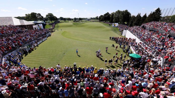 Solheim granddaughter on the legacy of the Solheim Cup |  LPGA