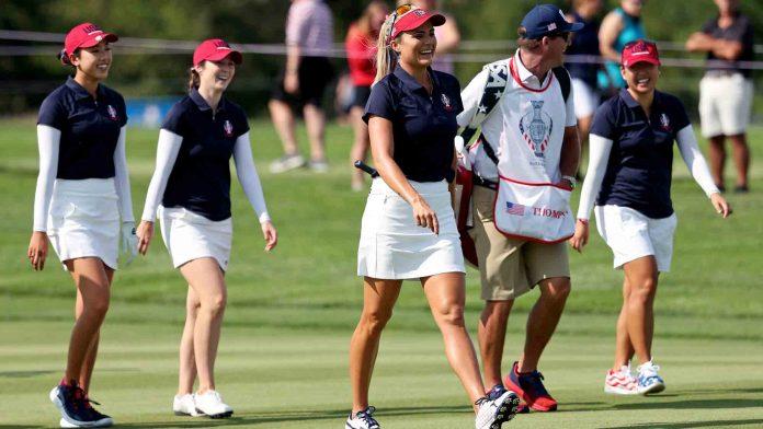Lexi Thompson is making family memories this week |  LPGA