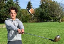 Titan golfer comes close to CWOSSAA gold