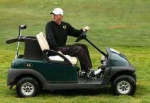 Casey Martin, college golf coach and former PGA Tour professional, amputated right leg |  Golf news and tour information