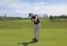 Chuck Quinton, founder of Rotary Swing, launches AXIOM Golf