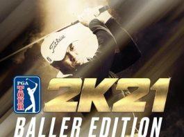 PGA TOUR® 2K21 Baller Edition tee off this October