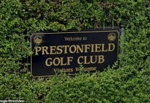 The three grounds attendants at Prestonfield Golf Club in Edinburgh say they were ordered to take a vacation and were only given 30 minutes to leave