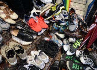 Australians hoard 200 million unused shoes