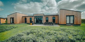 Dundonald Links unveils new luxury lodges with great success