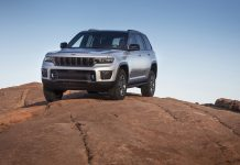 The Day - Jeep unveils the 5th generation Grand Cherokee