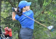 Busetto Paces Pirates on the first day of the Blue Hen Invitational